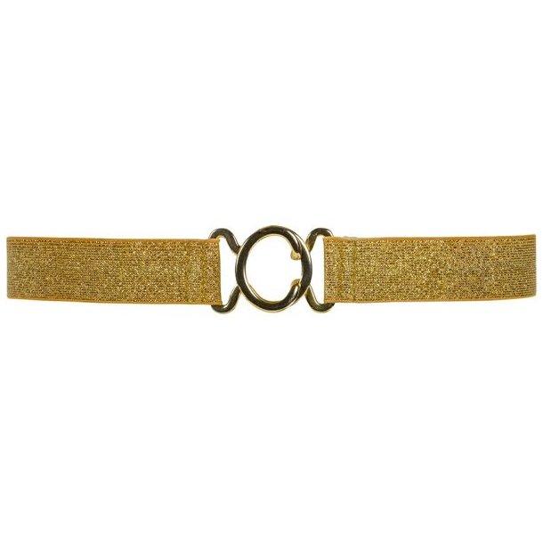 Elastics belt 13158 Gold