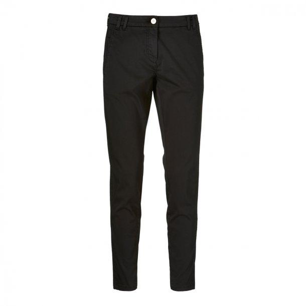 Casual stretch pants 3211 Sort