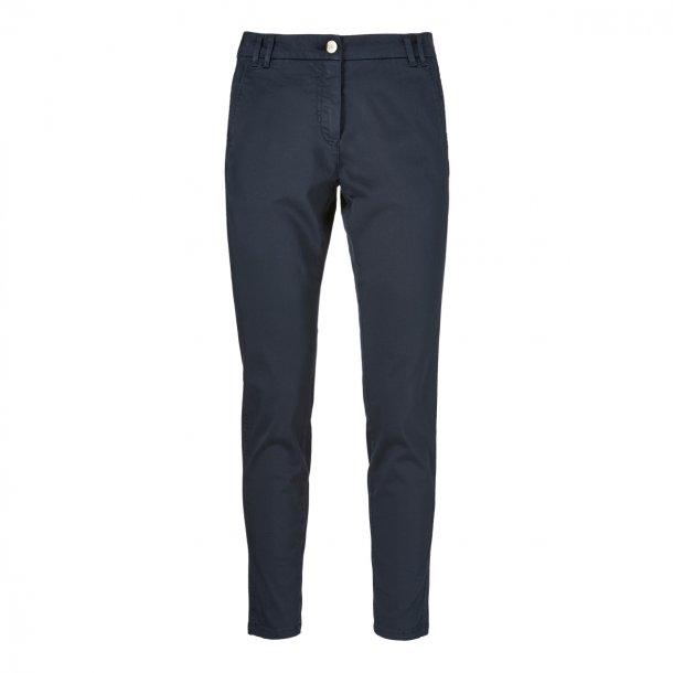 Casual stretch pants 3211 Blå