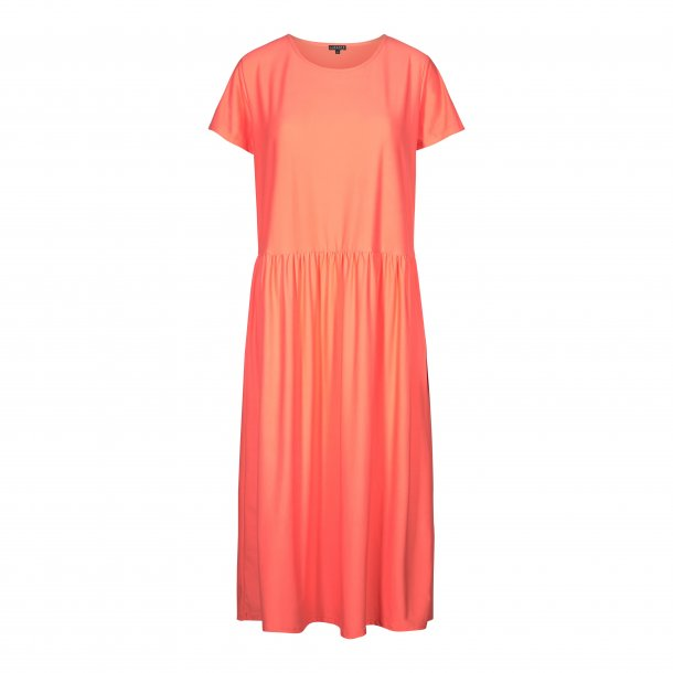 Alma-short-Dress Coral 9518