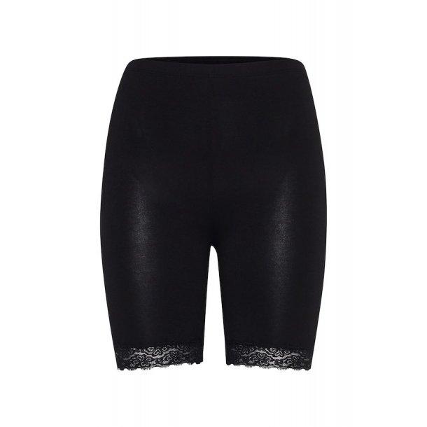 Bypamula Shorts W. Lace 20805801