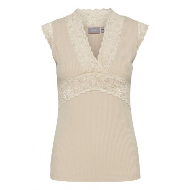 Bytoella Lace top Cement 20807921