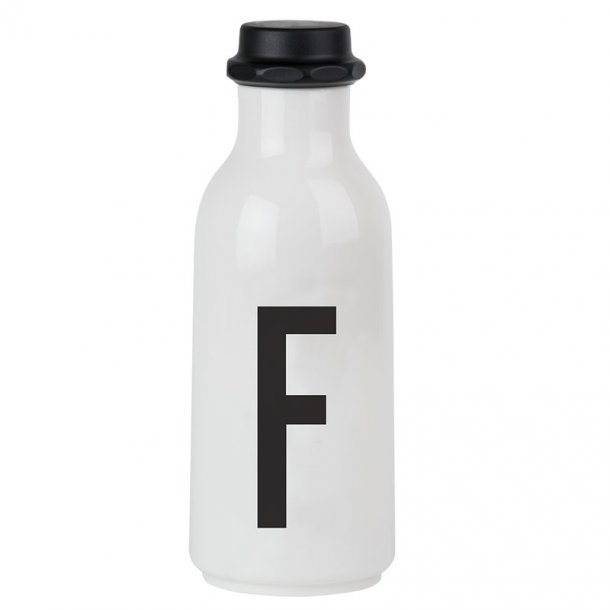 Design Letters Bottle F