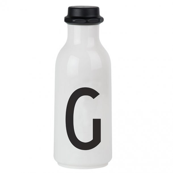 Design Letters Bottle G