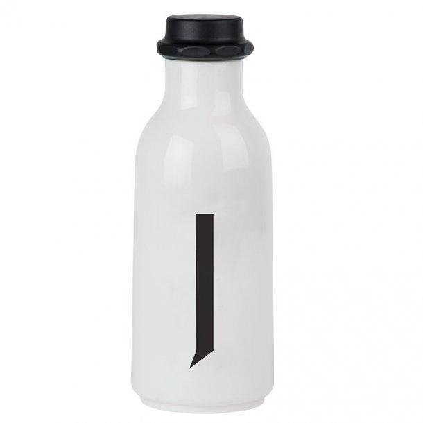Design Letters Bottle J