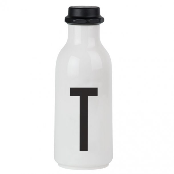 Design Letters Bottle T