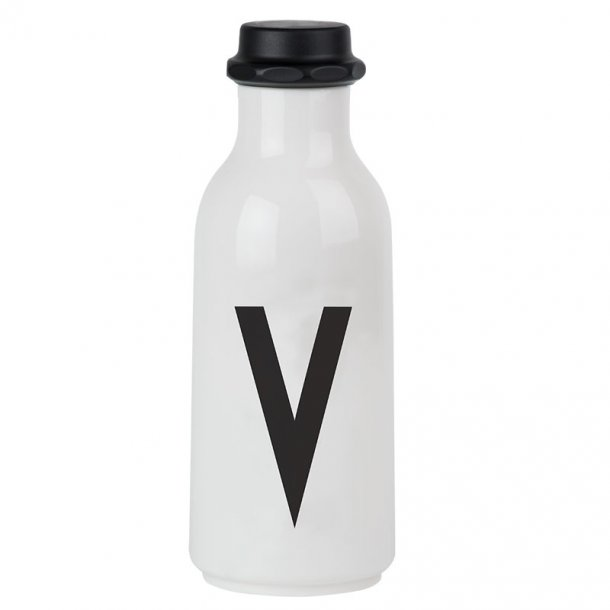 Design Letters Bottle V