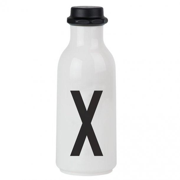 Design Letters Bottle X