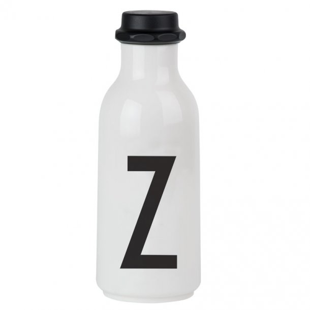 Design Letters Bottle Z
