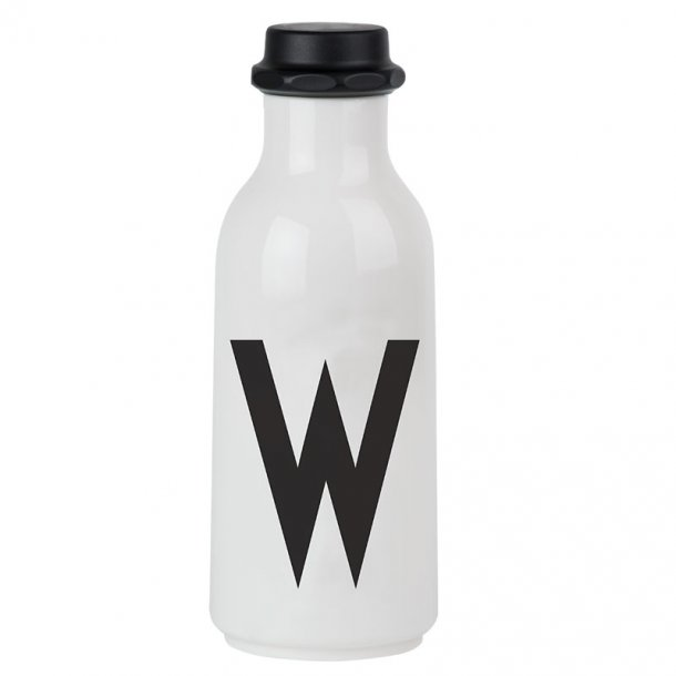 Design Letters Bottle W