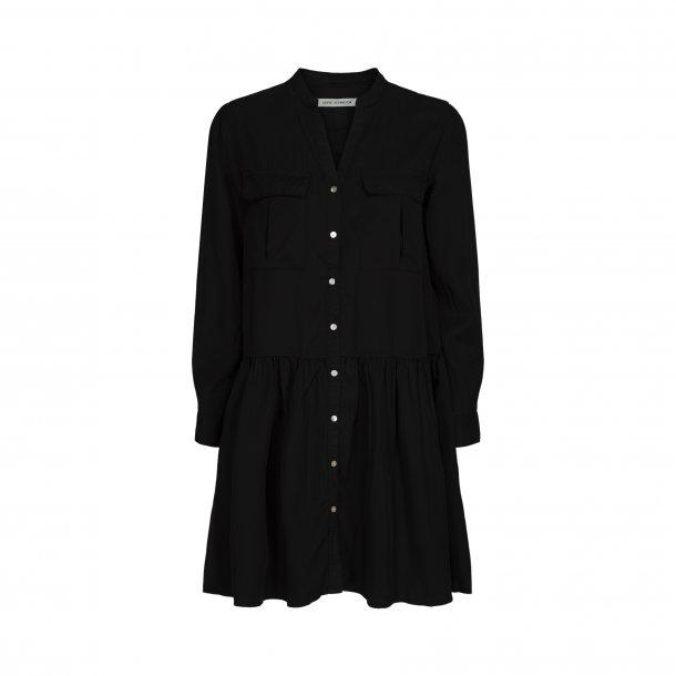 Dress S202244 Col. Black