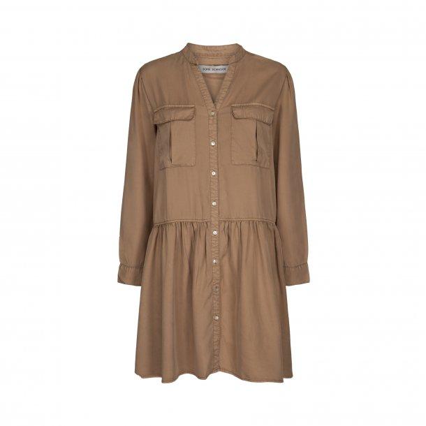 Dress S202244 Col. Camel