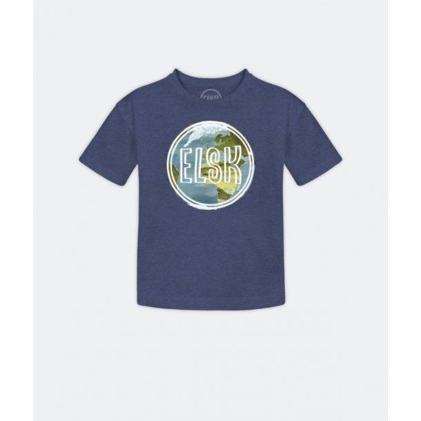 Elsk Kids Earth T-shirt 7012
