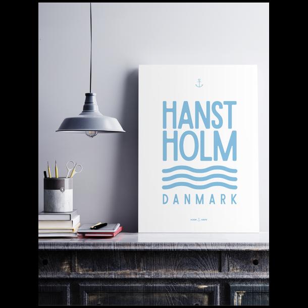 Hjemhavn Hanstholm 30x40