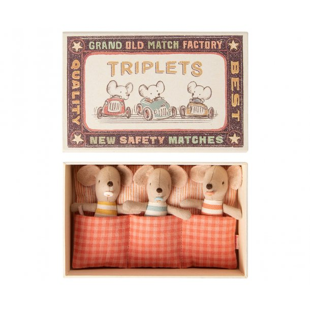 Baby mice triplets 16-0710-01