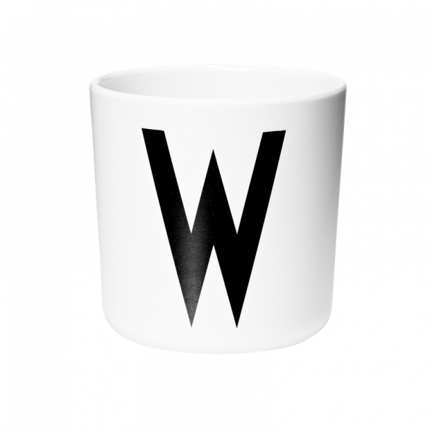 Design Letters Cup W melamine