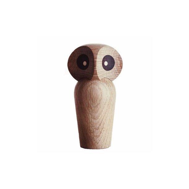 Architectmade owl stor lys
