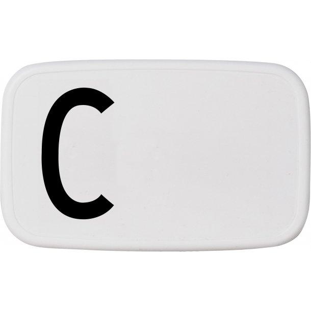 Design Letters Lunch Box C