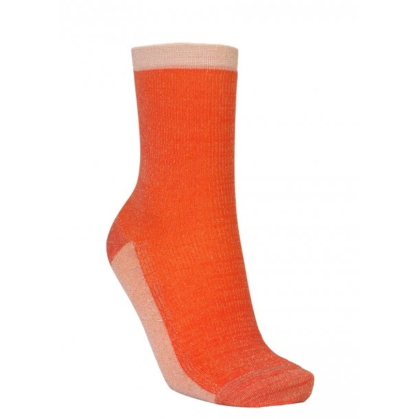 Dea Glitz Sock Red 1904844001