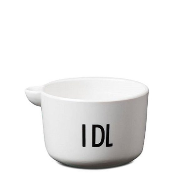 Design Letters Measuring cup