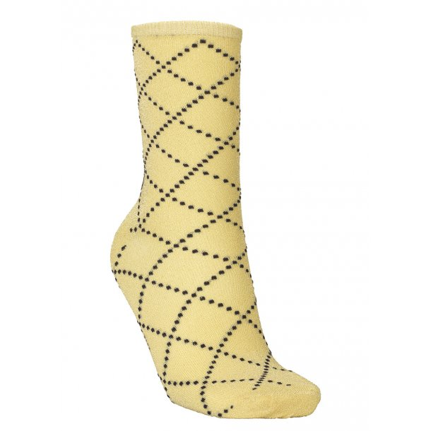 Dina love sock Yellow 1904848001