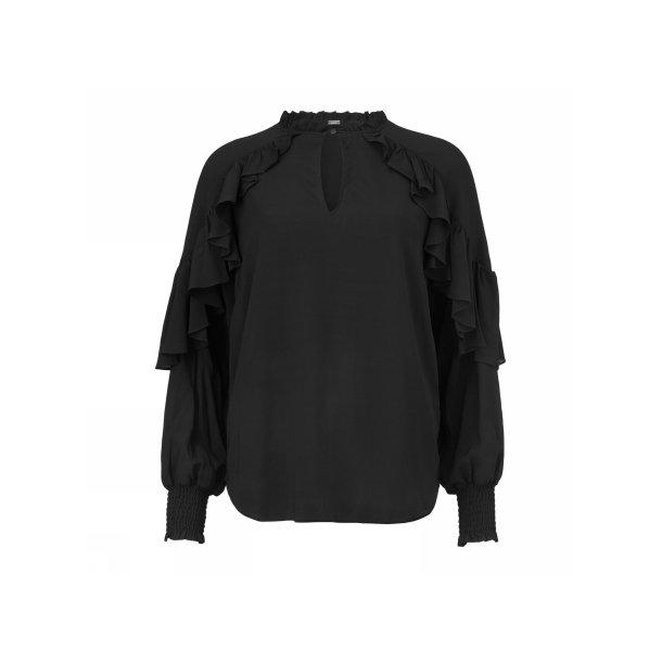 Frills shirt 30643