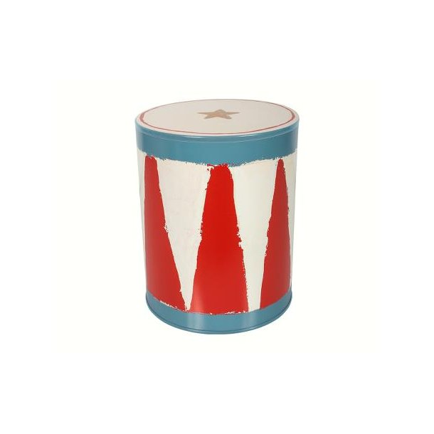 Maileg drum tin box