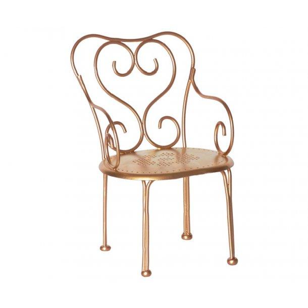 Maileg gold vintage chair