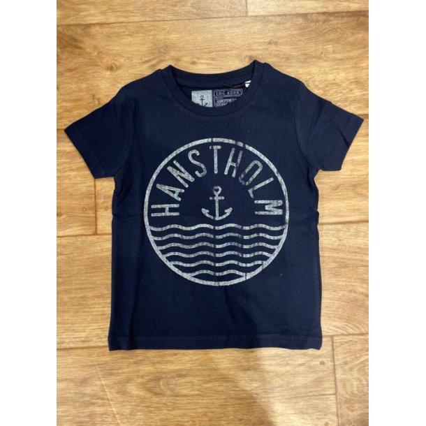 Hjemhavn Kids T-shirt Hanstholm