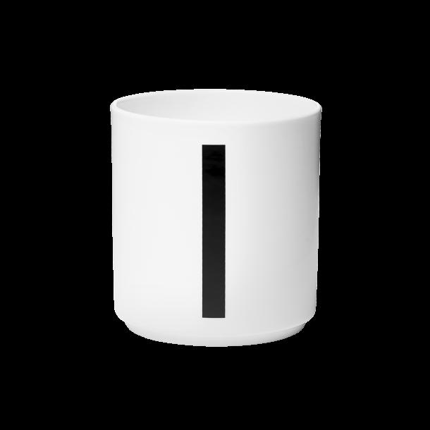 Design Letters Cup I Porcelain
