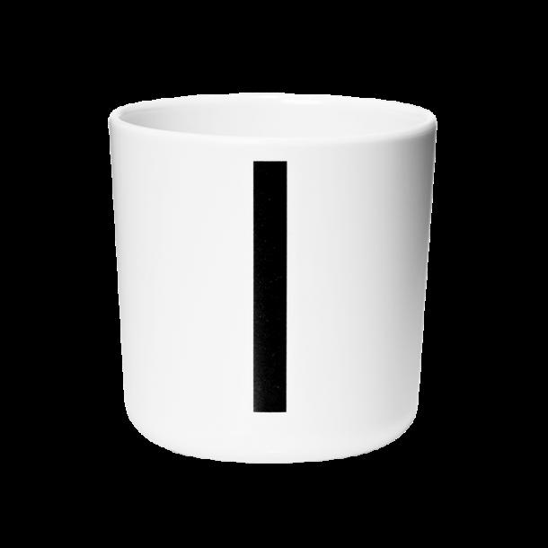 Design Letters Cup I melamine