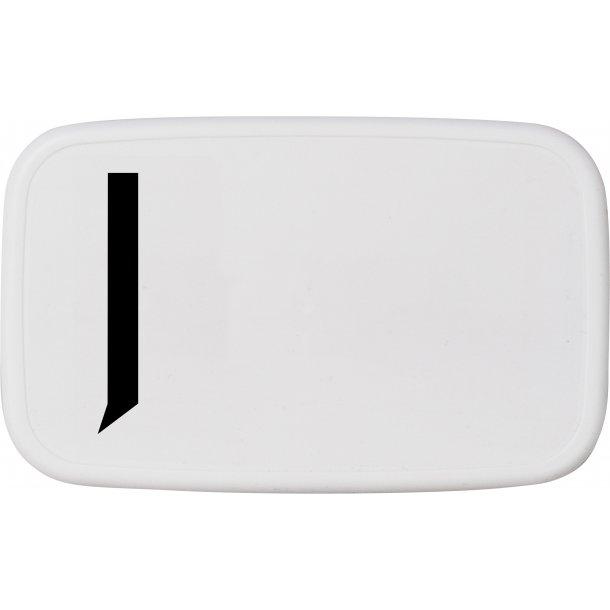 Design Letters Lunch Box J
