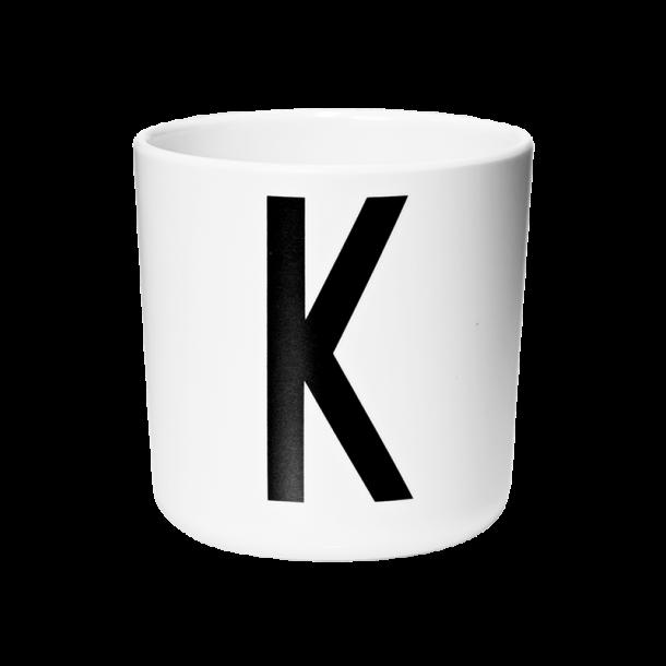Design Letters Cup K melamine