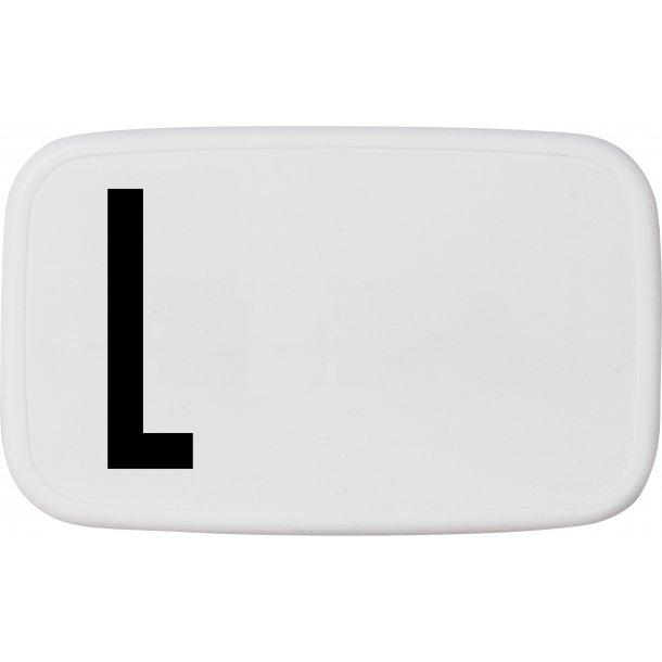 Design Letters Lunch Box L