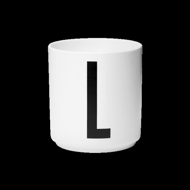 Design Letters Cup L Porcelain