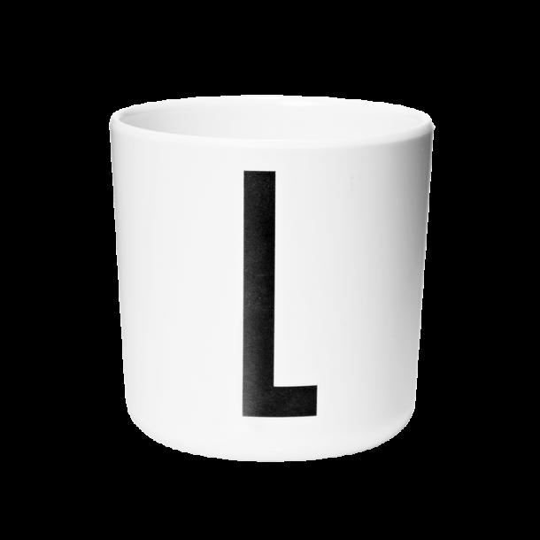 Design Letters Cup L melamine