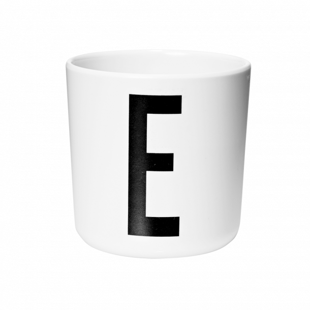 Design Letters Cup E melamine