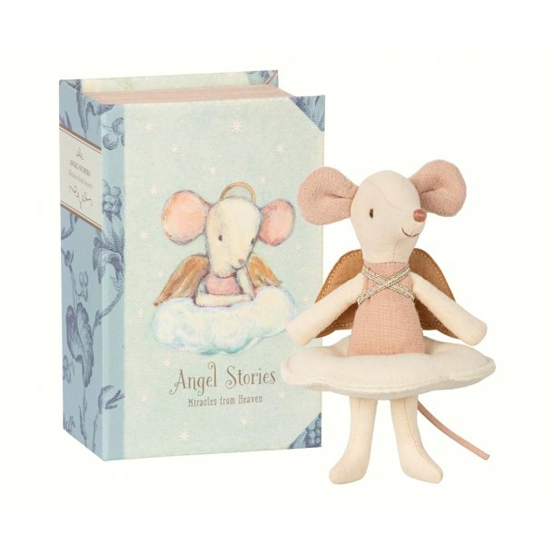 Angel mouse big sister in box