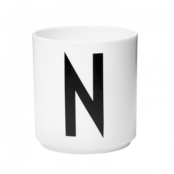 Design Letters Cup N Porcelain