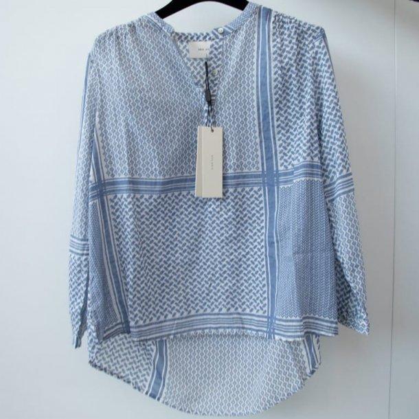 Gunbrit Cotton shirt 150948 Blå