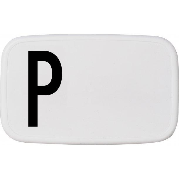 Design Letters Lunch Box P