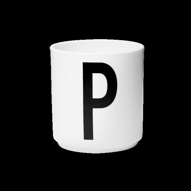 Design Letters Cup P Porcelain