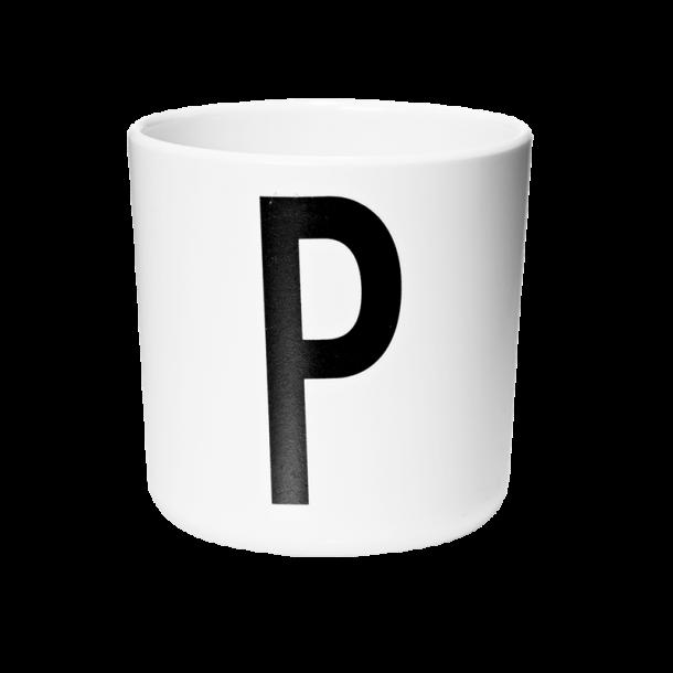 Design Letters Cup P melamine