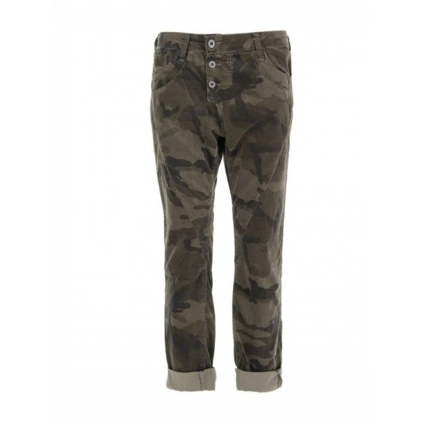 fb620efa Please jeans Nuovo kaki P78AON9MZ7 - Dame - SAMILLA