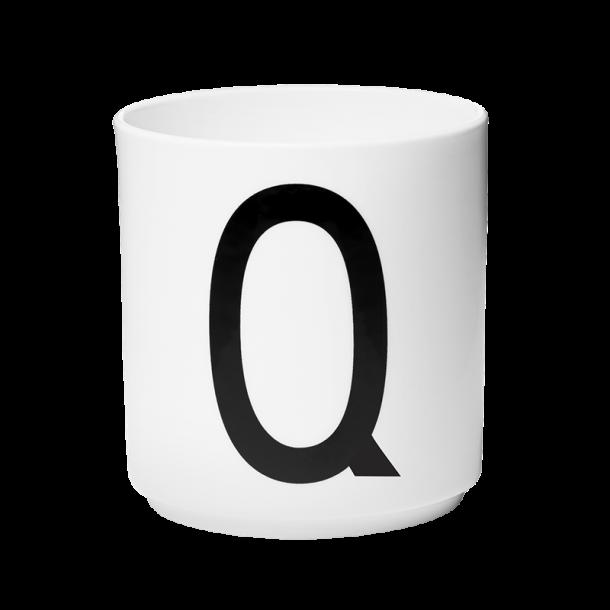 Design Letters Cup Q Porcelain