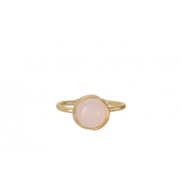 Aura rose ring