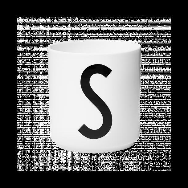 Design Letters Cup S Porcelain