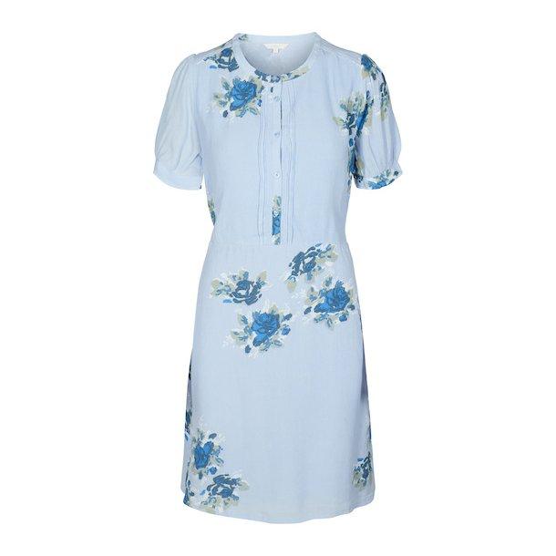 Doriane dress Col. Desert sage