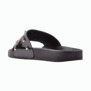 8e94b889c01 Slipper S192704 Col. Black