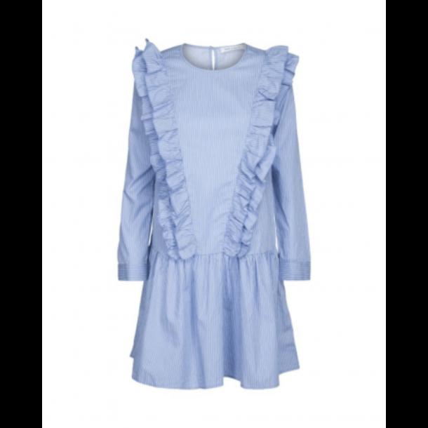 Dress S191256 Col Light blue